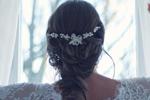 Золотые украшения для волос – новый тренд 2017 или… повторение пройденного